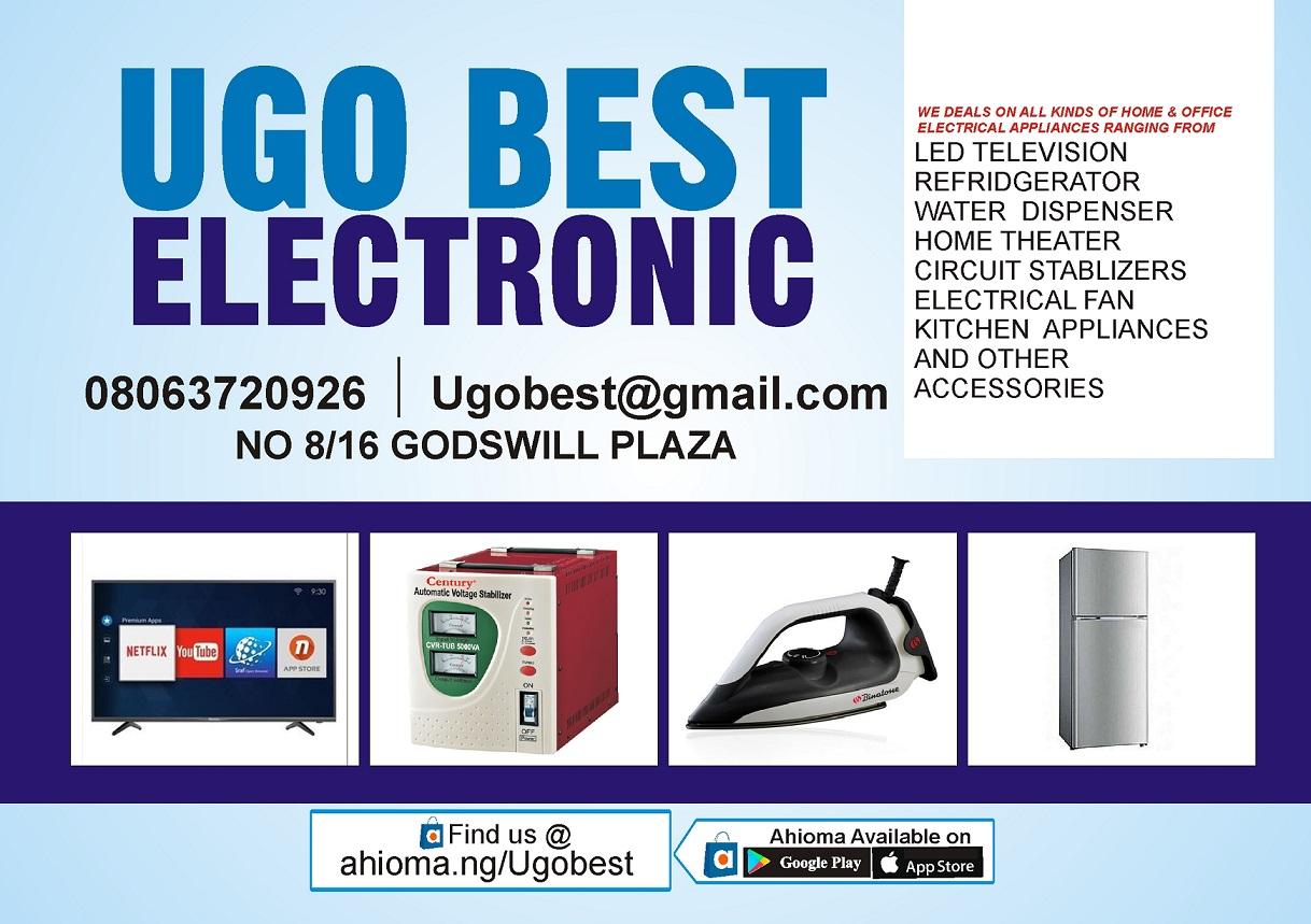 UGO BEST ELECTRONIC