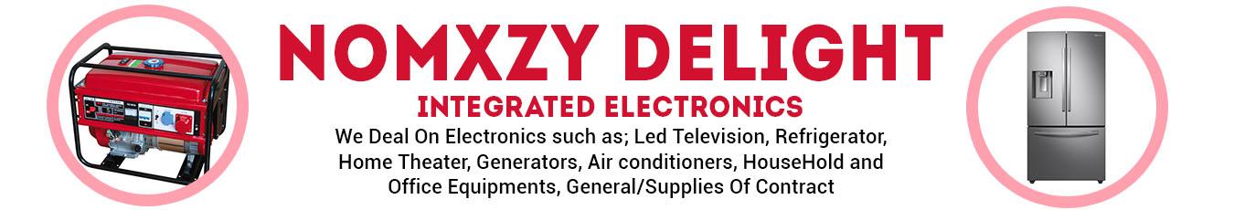 NOMXZY DELIGHT INTEGRATED ELECTRONICS