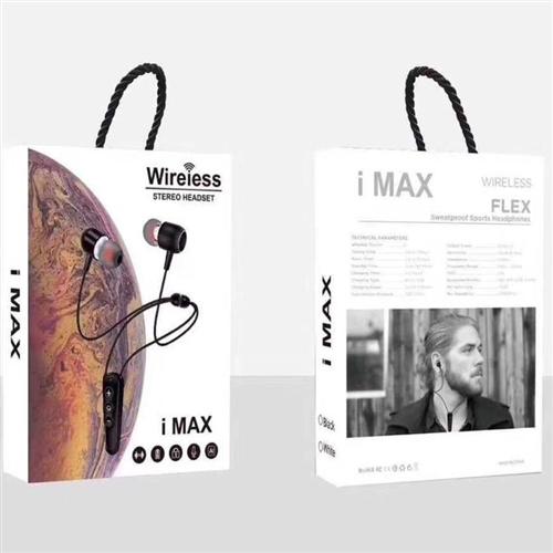 i max wireless bluetooth sport earpiece