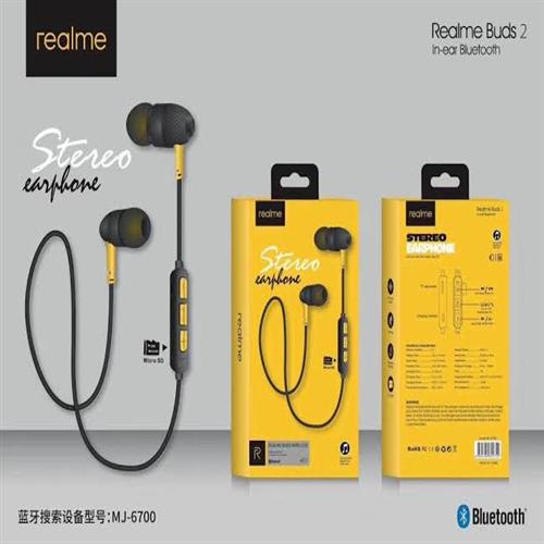 REAIME STEREO EARPHONE AO1
