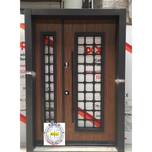 Glass design Luxury turkey door