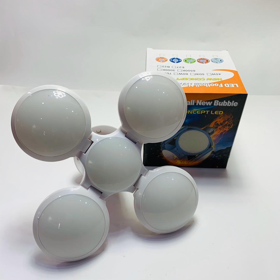LED Football UFO Lamp New Bubble New Concept LED Lamp 40 watts White Light