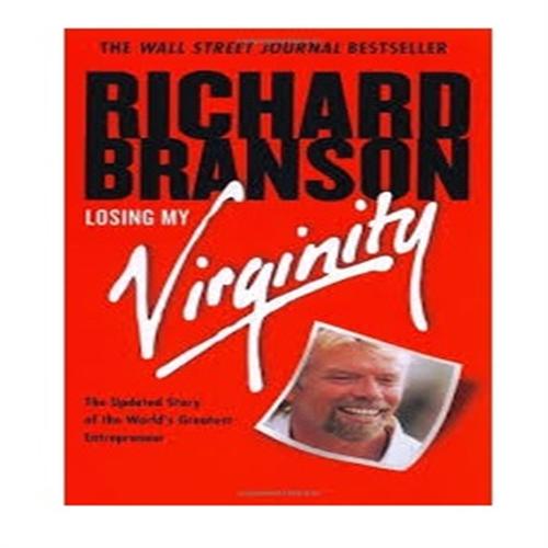 LOSING MY VIRGINITY RICHARD BRANSON