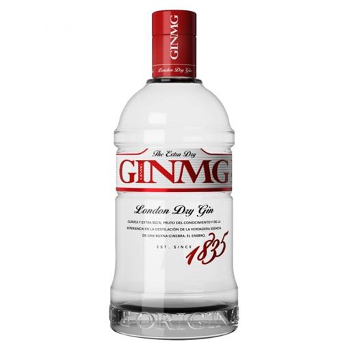 GINMG London Dry Gin Bottle 1L