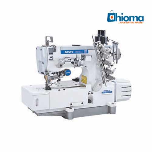 SY-500-01DA/EUT Industrial 3Needle 5Thread Interlock Sewing Machine