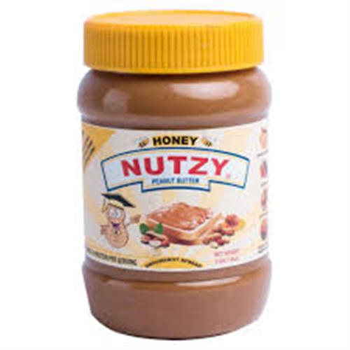 NUTZY HONEY PEANUT  BUTTER