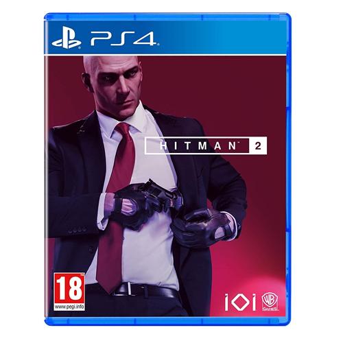 PS4 CD HITMAN 2