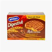 Mcvities Digestive Milk Chocolate