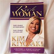 RICH WOMAN BY KIM KIYOSAKI