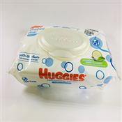 Huggies Wipe