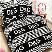 D&G bedsheets and duvet