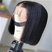 """10"""" FRONTAL HUMAN HAIR WIG"""