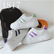 Trendy Striped Designers Sneakers