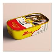 Micra Sardines In Vegetable Oil - 125g