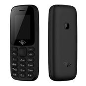 Itel 2171 Wireless Fm, Torch Dual Sim Feature Phone - Black